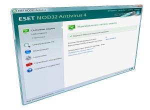 ESET NOD32 Антивирус 4.2.64